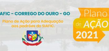 SIAFIC – CORREGO DO OURO -GO