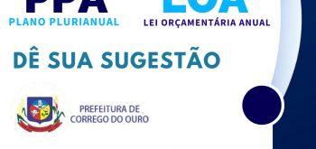 PPA 2022/2025 e a LOA 2022